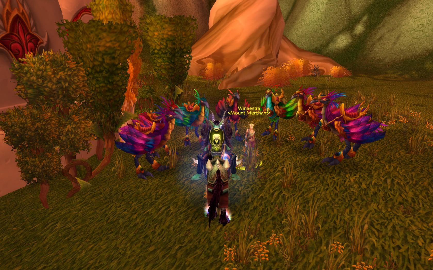 World of warcraft blood elf mount nsfw pic